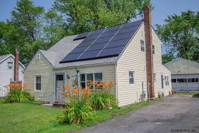 Colonie Single Family Home For Sale: 799 Troy Schenectady Rd