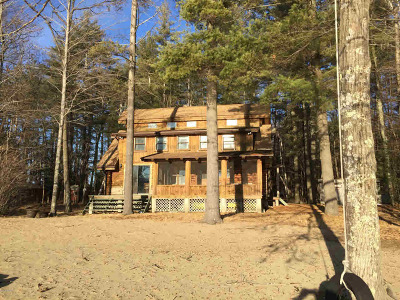 Schroon Single Family Home For Sale: 15 Sand Point Way