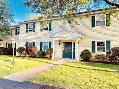 Colonie Single Family Home For Sale: 108 Cedarview La
