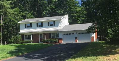Clifton Park Single Family Home Active-Under Contract: 4 Sun Valley La