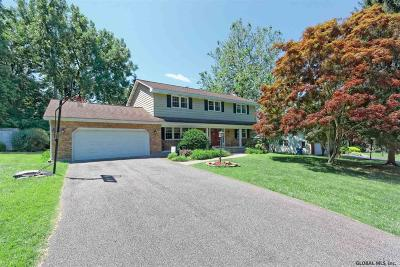Colonie Single Family Home For Sale: 12 Schalren Dr