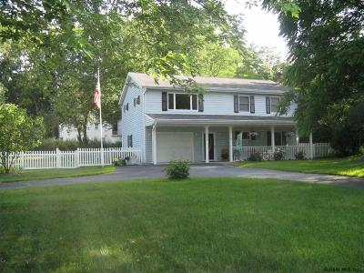 Guilderland Single Family Home For Sale: 3148 East Old State Rd