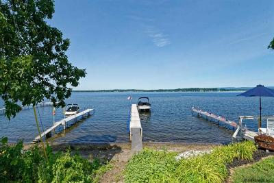 Saratoga County Single Family Home For Sale: 3 Leeward La