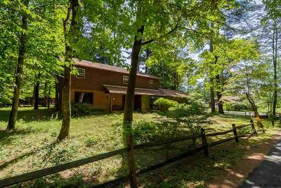 Saratoga Springs Single Family Home For Sale: 38 Pine Rd