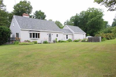 Rotterdam Single Family Home For Sale: 1291 Putnam Rd