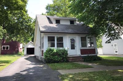 Glens Falls Single Family Home For Sale: 19 Logan Av