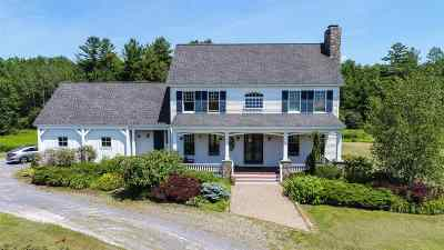 Saratoga County Single Family Home For Sale: 14 Saratoga Farm Rd