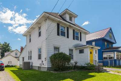 Gloversville, Johnstown Single Family Home Price Change: 9 Monroe St