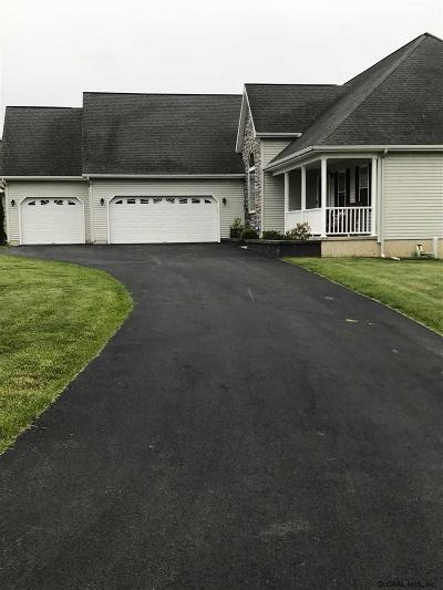Halfmoon Single Family Home For Sale: 14 Camber Ct