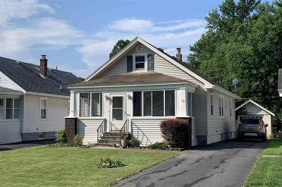 Albany Single Family Home For Sale: 40 Fordham Ct