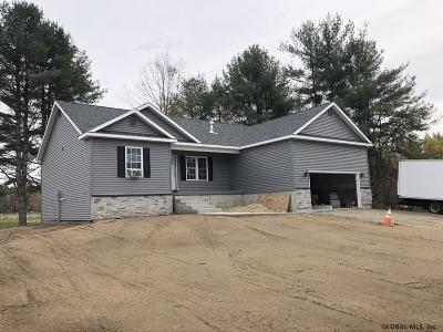 Saratoga County, Warren County Single Family Home For Sale: 5 Bianca Dr
