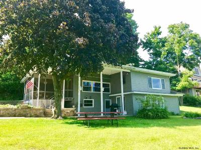 Queensbury, Fort Ann Single Family Home For Sale: 2095 Red Johnston Way