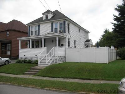 Gloversville, Johnstown Single Family Home For Sale: 29 Whitmore Av