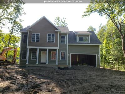 Rensselaer County Single Family Home For Sale: 003 Coonradt Blvd