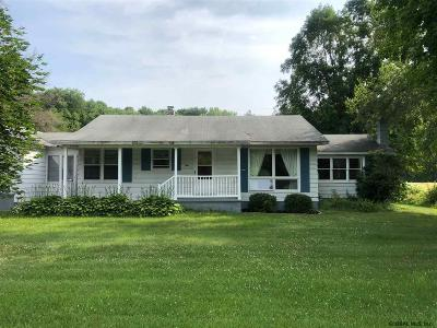 Washington County Single Family Home For Sale: 11240 County Route 22