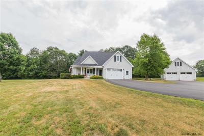 Northampton Tov, Mayfield, Mayfield Tov Single Family Home For Sale: 376 Bemis Rd