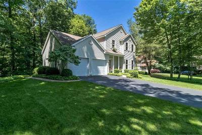 Clifton Park Single Family Home For Sale: 26 Leonardo Dr