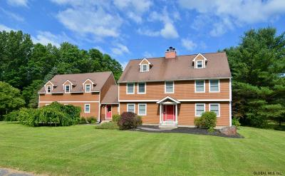 Saratoga County Single Family Home For Sale: 3 Liberty Dr