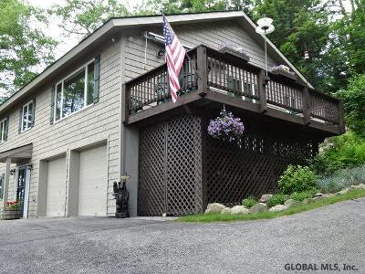 Schroon Single Family Home Active-Under Contract: 192 Adirondack Rd