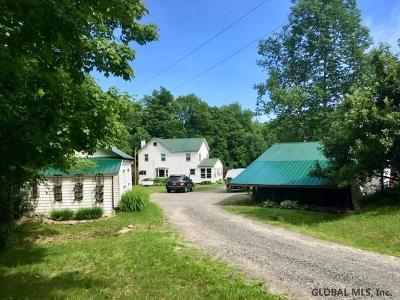 Warren County Single Family Home For Sale: 6 States Rd E