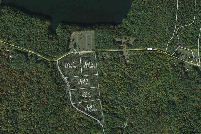 Saratoga County Residential Lots & Land For Sale: Lot 3 South Shore Rd
