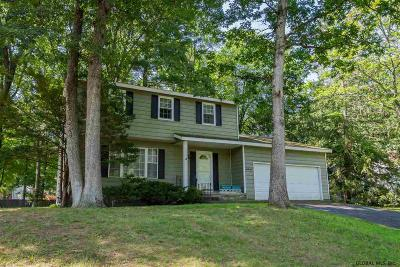 Saratoga County Rental For Rent: 69 Vichy Dr