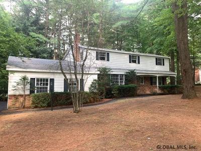 Clifton Park Single Family Home New: 8 Woodstead Rd