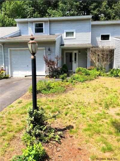 Saratoga County Rental For Rent: 62 Tallow Wood Dr #Middle U