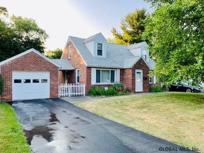 Colonie Single Family Home New: 16 Forest Dr