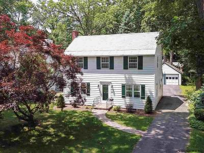 Niskayuna Single Family Home New: 1569 Dean St