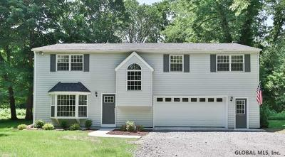 Voorheesville Single Family Home For Sale: 34 Altamont Rd