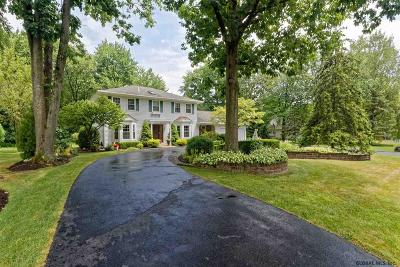 Niskayuna Single Family Home New: 18 Lincoln Mall