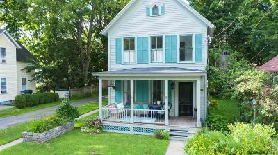 Saratoga County Single Family Home New: 5 Jumel Pl
