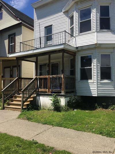 Troy Two Family Home For Sale: 71 6th Av