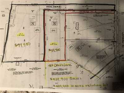 Saratoga County Residential Lots & Land New: Middleline Rd