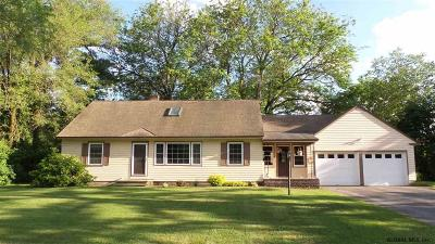 Moreau Single Family Home For Sale: 1 Spruce St