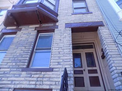 Albany Multi Family Home For Sale: 480 Clinton Av