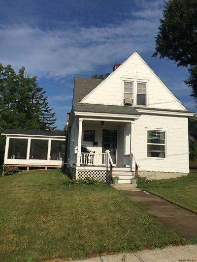 Ticonderoga Single Family Home New: 7 Park Av