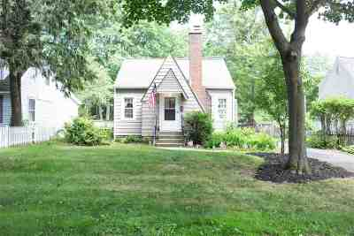 Niskayuna Single Family Home New: 1142 Hedgewood La