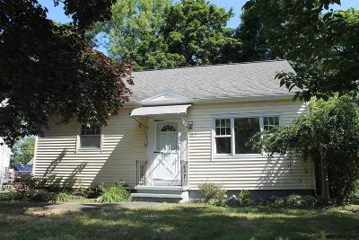 Niskayuna Single Family Home New: 2217 Alton St