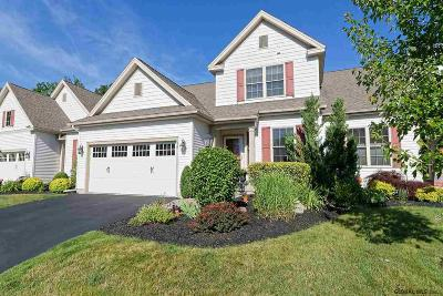 Halfmoon Single Family Home For Sale: 1b Wakefield Ct