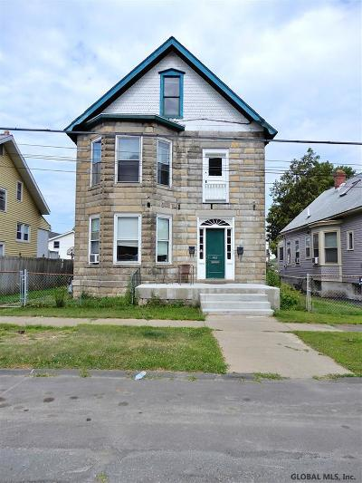 Troy Two Family Home Price Change: 461 9th Av