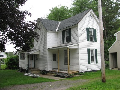 Gloversville, Johnstown Single Family Home New: 106 West Canal St