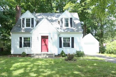 Niskayuna Single Family Home New: 1369 Myron St