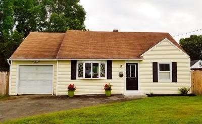 Rensselaer County Single Family Home New: 4 Lark St