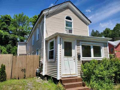 Gloversville, Johnstown Single Family Home New: 129 E Fulton St