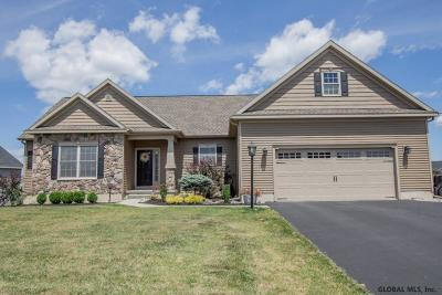 Halfmoon Single Family Home For Sale: 16 Julia Circle