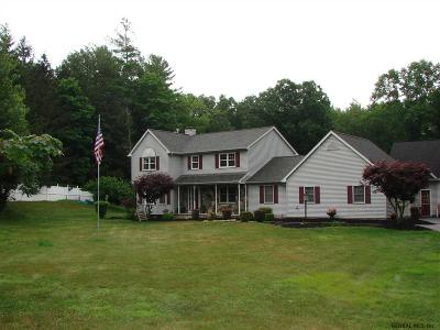 Rensselaer County Single Family Home New: 27 Cayuga Ct