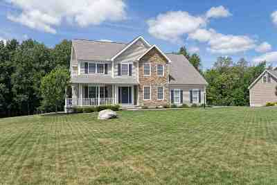Saratoga County Single Family Home New: 11 Lancaster Ct