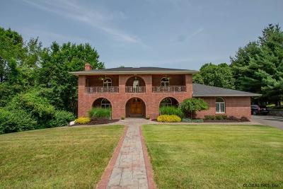 Rensselaer County Single Family Home New: 48 Scott Dr